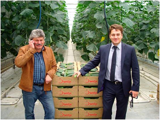 Руководитель агропредприятия «Белая дача» и директор агроинжиниринговой корпорации «МИКУЛА»
