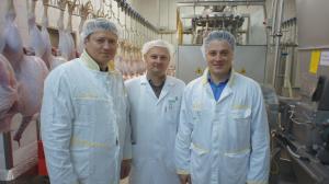 Изучение работы современного словенского птице-перерабатывающего предприятия Perutnina Ptuj