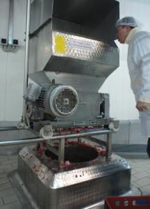 Изучаем работу птице-перерабатывающего предприятия Perutnina Ptuj (Словения)