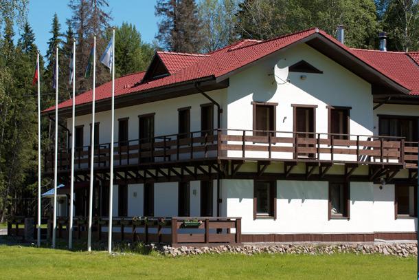 отель-клуб «Гардарика» построен компанией